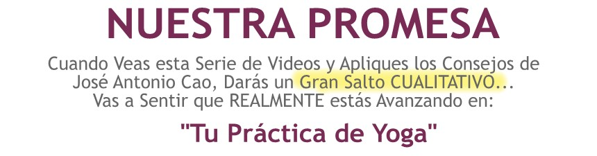 Videos de Yoga Iyengar GRATIS