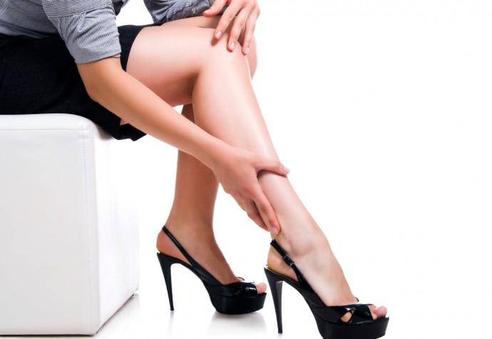 posturas de yoga para el dolor de piernas