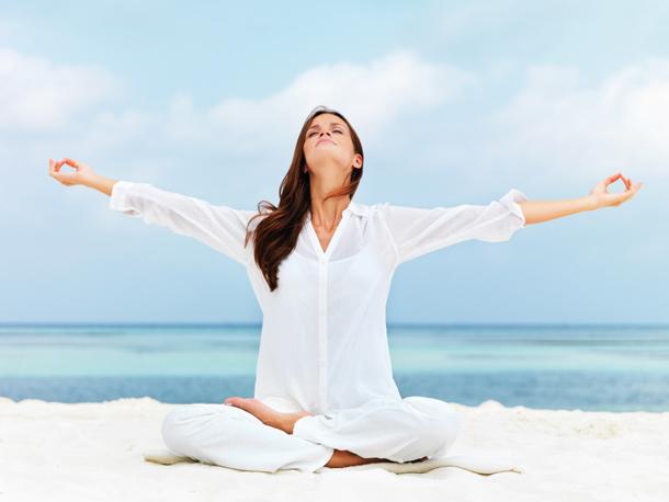 Como Hacer Yoga