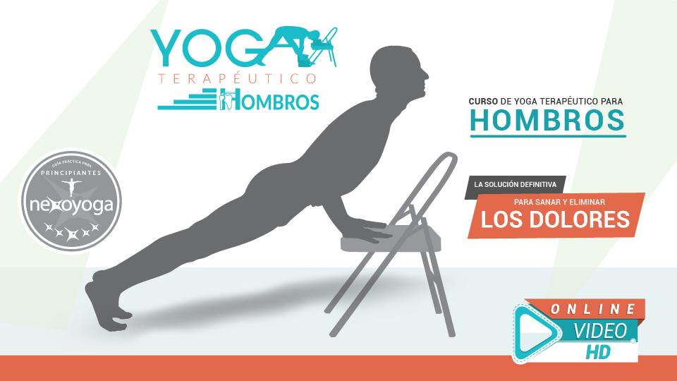 Dolor de Hombros - Curso de Yoga Terapeutico. - Clases Yoga