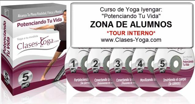 curso de yoga iyengar