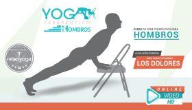 Curso de Yoga Terapéutico para HOMBROS