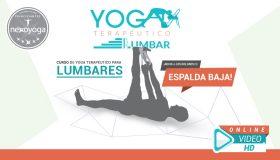 Curso de Yoga Terapéutico para LUMBARES